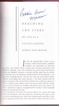 A WORLD UNSUSPECTED: Mason, Bobbie Ann. Alex Harris, ed.