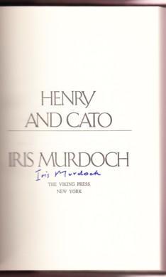 HENRY AND CATO: Murdoch, Iris