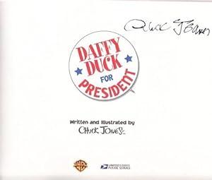 DAFFY DUCK FOR PRESIDENT: Jones, Chuck