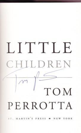 LITTLE CHILDREN: Perrotta, Tom