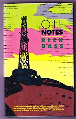 OIL NOTES: Bass, Rick