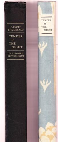 TENDER IS THE NIGHT: Fitzgerald, F. Scott