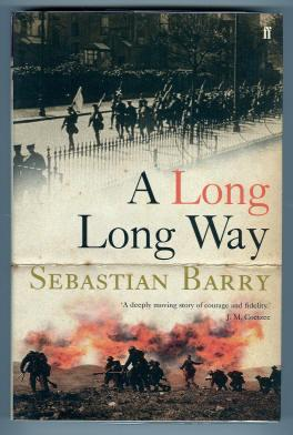 A LONG LONG WAY: Barry, Sebastian