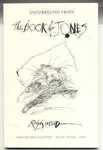 THE BOOK OF JONES: Steadman, Ralph