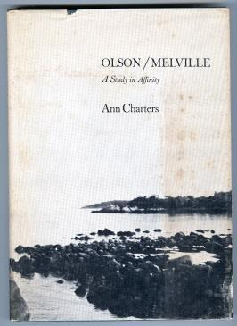 OLSON/MELVILLE. A STUDY IN AFFINITY: Charters, Ann