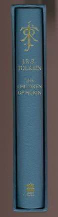 THE CHILDREN OF HURIN: Tolkien, J.R.R.