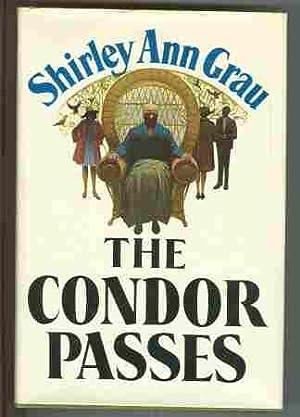 THE CONDOR PASSES: Grau, Shirley Ann