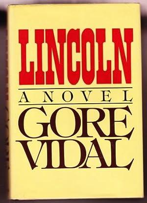 LINCOLN. A NOVEL: Vidal, Gore