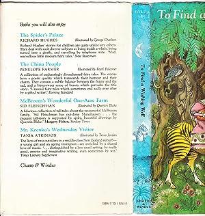 To Find a Wishing Well: Hylda Lee