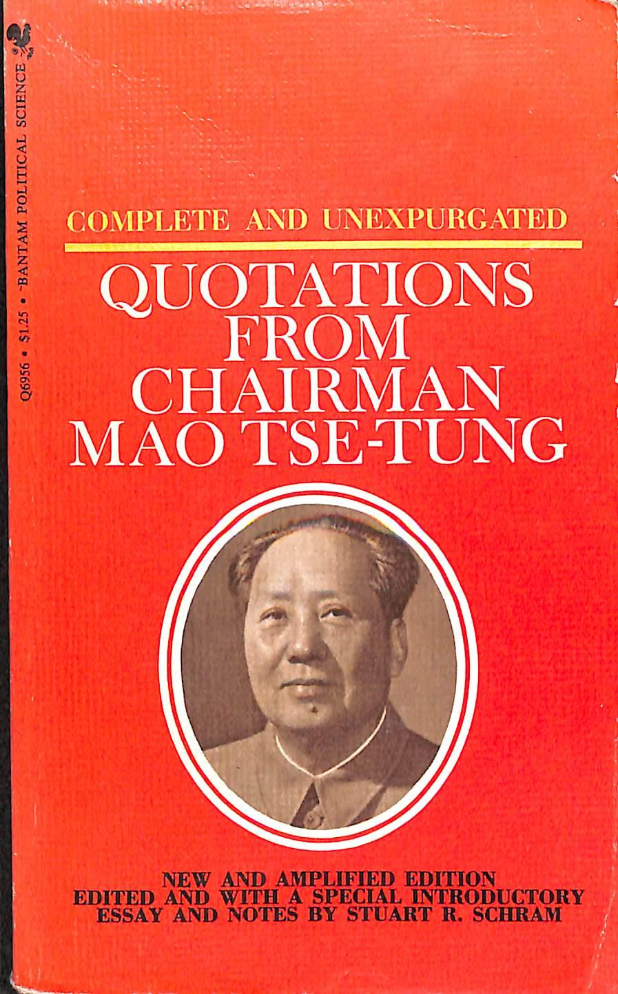 quotations from chairman mao by mao