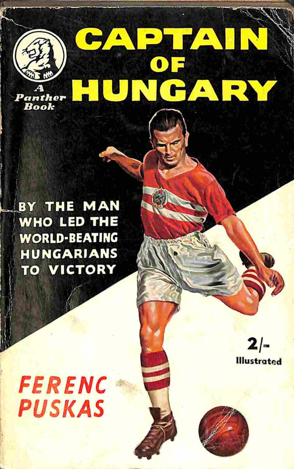 Captain of Hungary by Ferenc Puskas AbeBooks