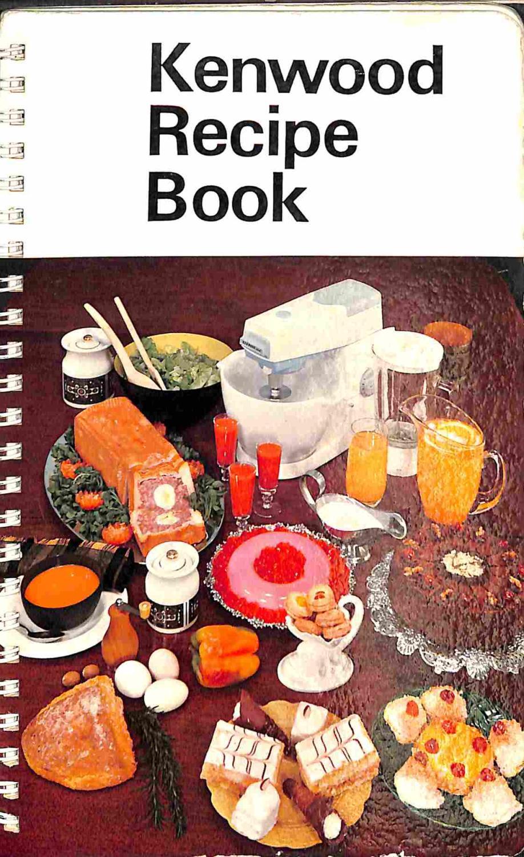 Kenwood recipe book abebooks forumfinder Gallery