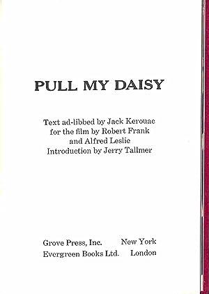Pull My Daisy: Jack Kerouac