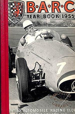 British Automobile Racing Club Year Book 1955.: British Automobile Racing