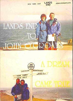 Land's End to John O'Groats - A: Pauline Foreman /