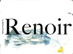 RENOIR PIERRE-AUGUSTE - AQUARELLES, PASTELS ET DESSINS: DAULTE FRANCOIS