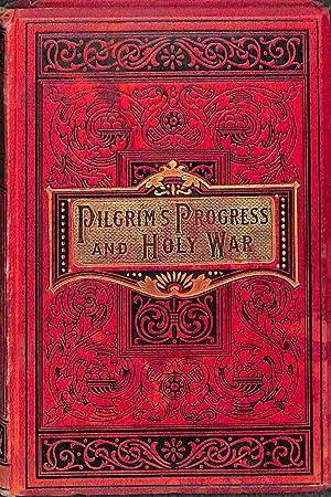The Pilgrim's Progress and Holy War: John Bunyan