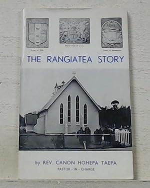 The Rangiatea Story: Taepa, Rev. Canon