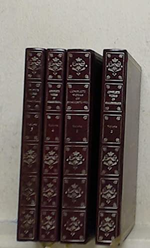 Complete works of Shakespeare. Volume 1-4: William Shakespeare