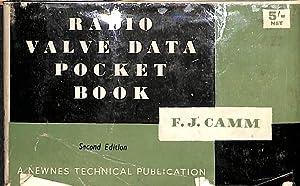 Newnes Radio Valve Data Pocket Book: Frederick James Camm