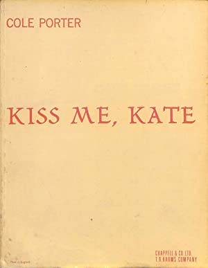 an analysis of the musical kiss me kate by cole porter