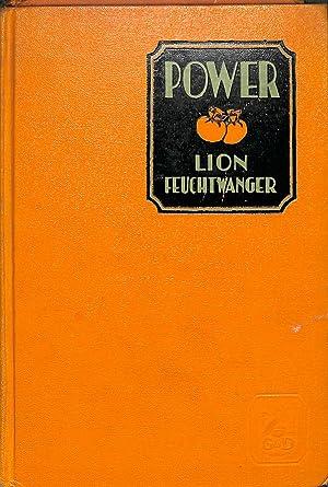 Power.: Feuchtwanger, Lion