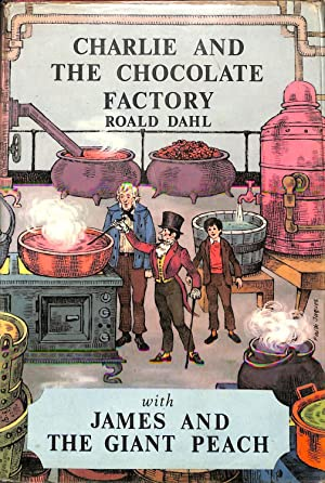 Charlie and the Chocolate Factory and James: Roald Dahl