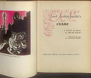 Lord Arthur Savile's crime: A study in: Wilde, Oscar