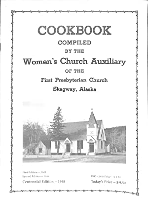 Cookbook Compiled By the Women's Church Auxiliary