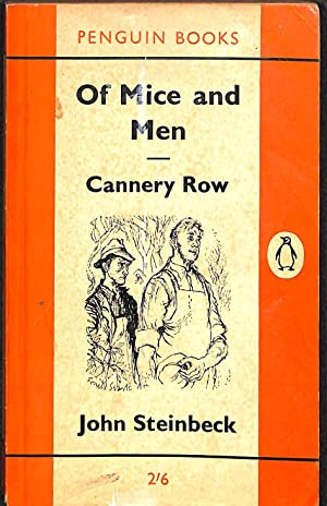 Of Mice and Men / Cannery Row: John Steinbeck