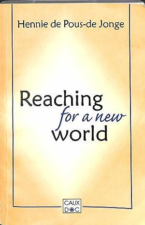 Reaching for a new world: Hennie de Pous-de