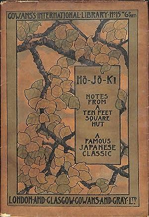 Ho-Jo-Ki (Notes from a Ten Feet Square: Kamo No Chomei,