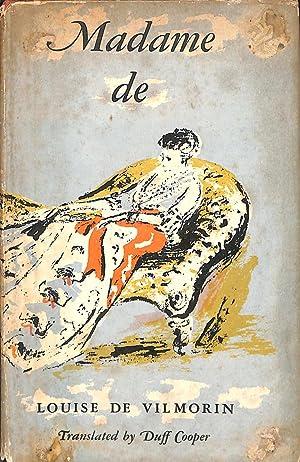 Madame De: Louise De Vilmorin
