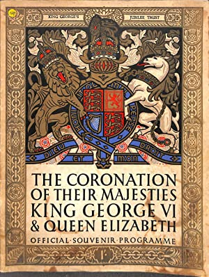 The Coronation of Their Majesties King George: Various