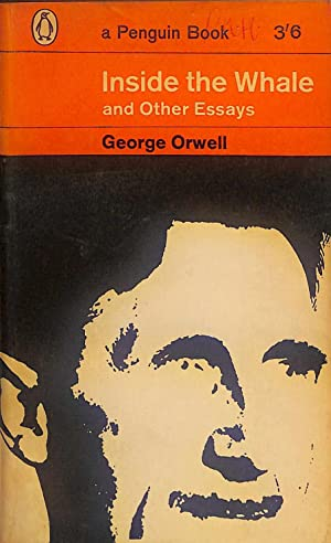 inside the whale and other essays by george orwell abebooks inside the whale an other essays george orwell