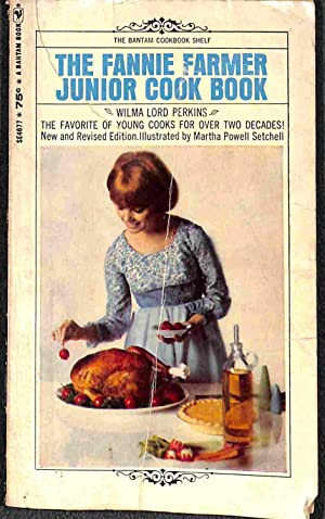 The Fannie Farmer junior cook book (The: Perkins, Wilma Lord
