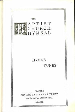 baptist church hymnal - AbeBooks