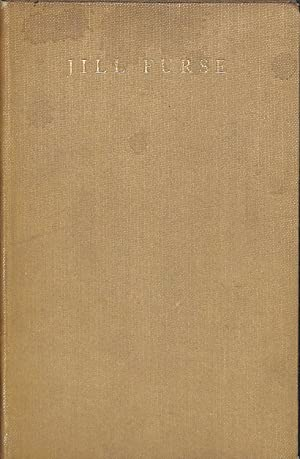 JILL FURSE: HER NATURE AND HER POEMS: WHISTLER, Laurence.