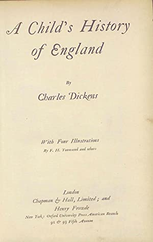 The Fireside Dickens: A Child's History Of: Charles Dickens