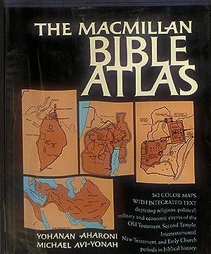 Macmillan Bible Atlas: Avi-Yonah, Michael, Aharoni,