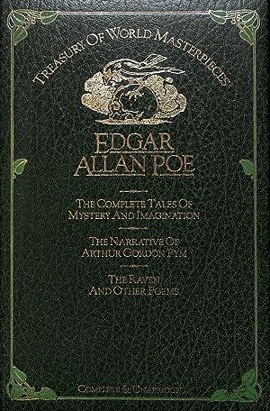 Treasury Of World Masterpieces , Edgar Allan: Poe, Edgar Allan
