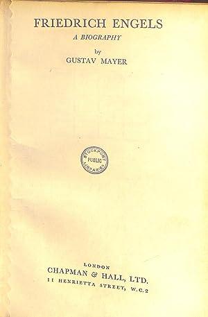 Friedrich Engels: Mayer, Gustav