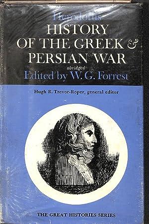 Herodotus History of the Greek & Persian: Hugh Trevor-Roper