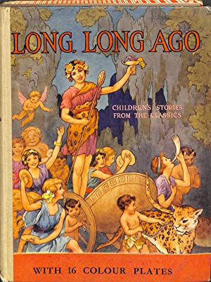 Long, Long Ago- Children's Stories From The: Winder, Blanche (retold