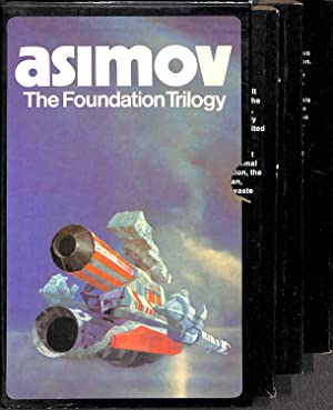 The Foundation Trilogy: Foundation, Foundation and Empire: Isaac Asimov