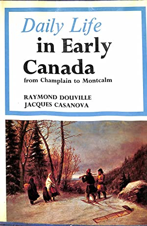 daily life early canada - AbeBooks