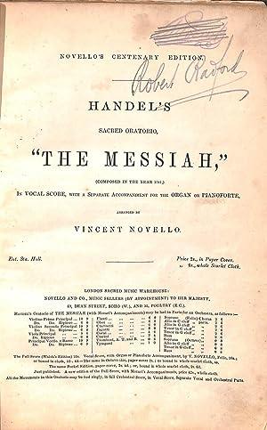 Messiah by Jonathan Keates review