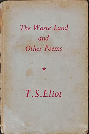 54593c25f0c7 The Waste Land and Other Poems  T. S. Eliot