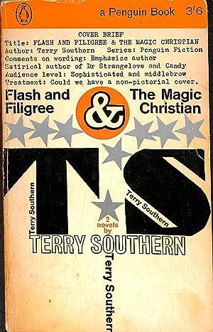 Flash & Filigree & The Magic Christian: Terry Southern
