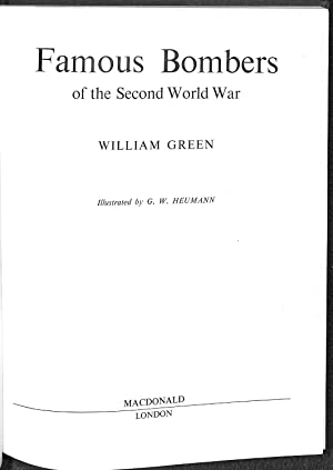 Famous Bombers of the Second World War: William Green
